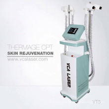 2018 radiofrequency microneedle rf fractional machine